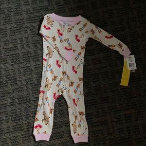 18 month toy story pajamas